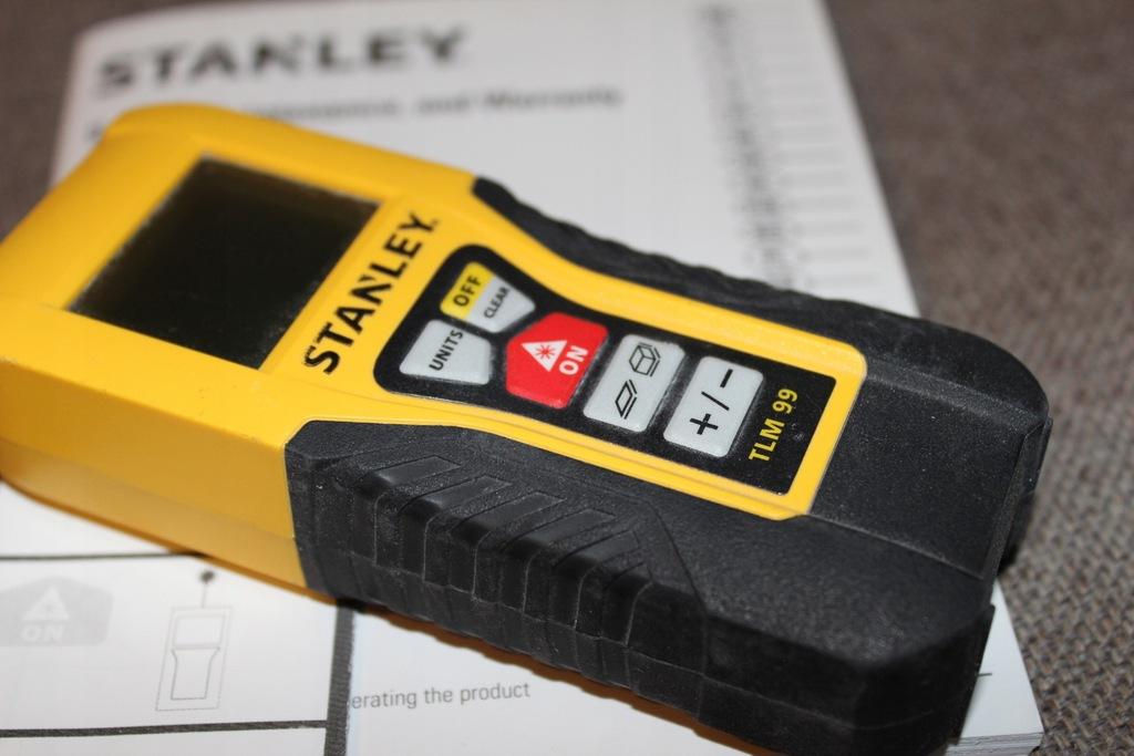 Dalmierz laserowy Stanley TLM99 STHT1-77138