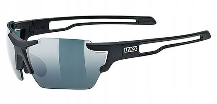 Okulary Ochronne Czarne S Uvex Sportstyle 803 CV