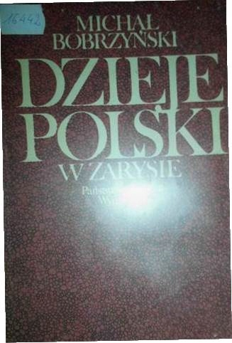 Dzieje Polski w zarysie - Michał Bobrzyński