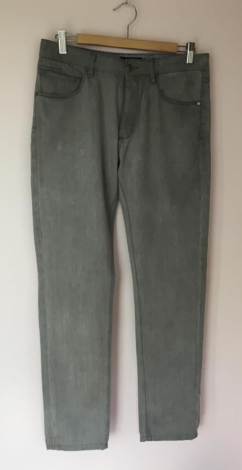 Massimo Dutti spodnie męskie jeansowe rozmiar 40.