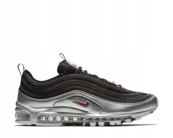 Nike Air Max 97 QS Black Red Silver AT5458 001 | 5Pointz