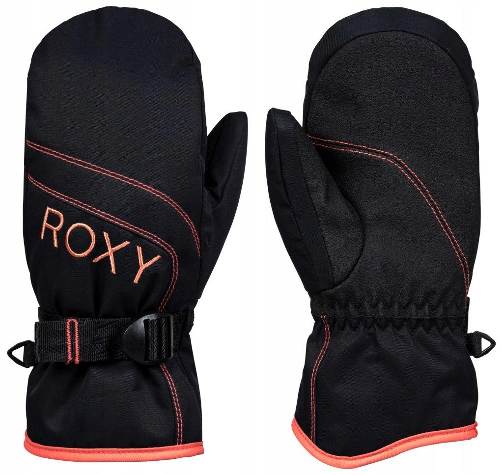 ROXY Rękawice dziewczęce Jetty Black 10