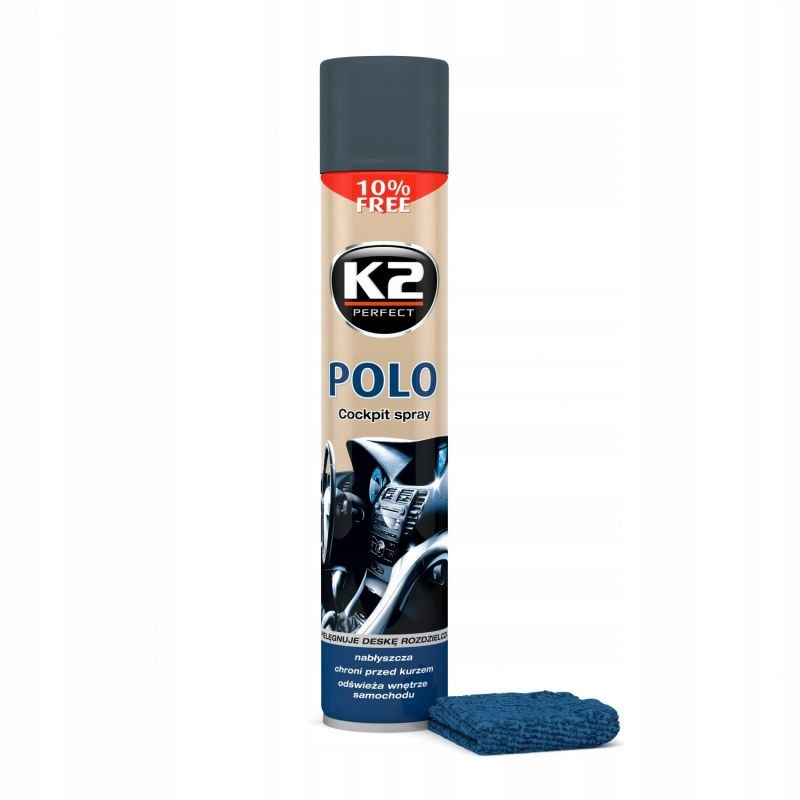 K2 POLO COCKPIT SPRAY DO KOKPITU MAN 750ml