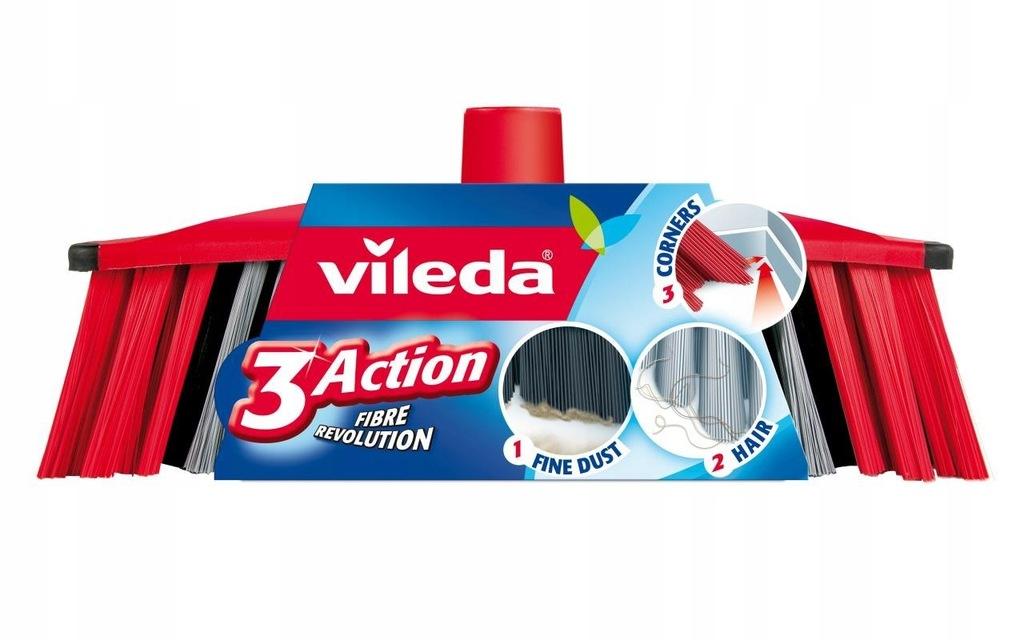 Wkład Do szczotki 3 Action VILEDA 142156