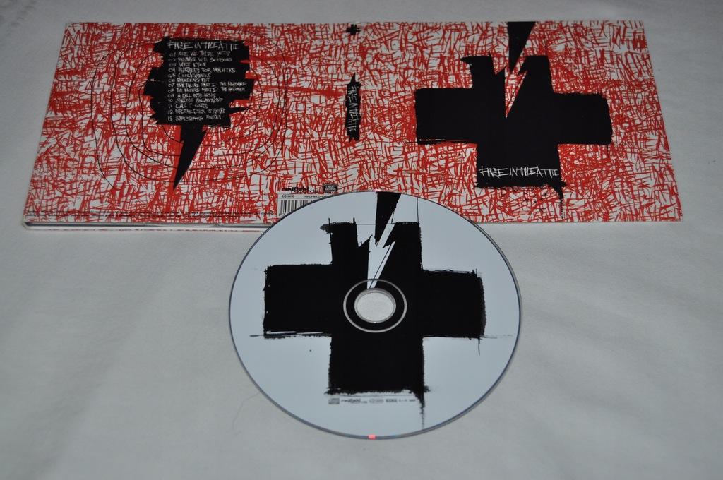 FIRE IN THE ATTIC - FIRE IN THE ATTIC CD