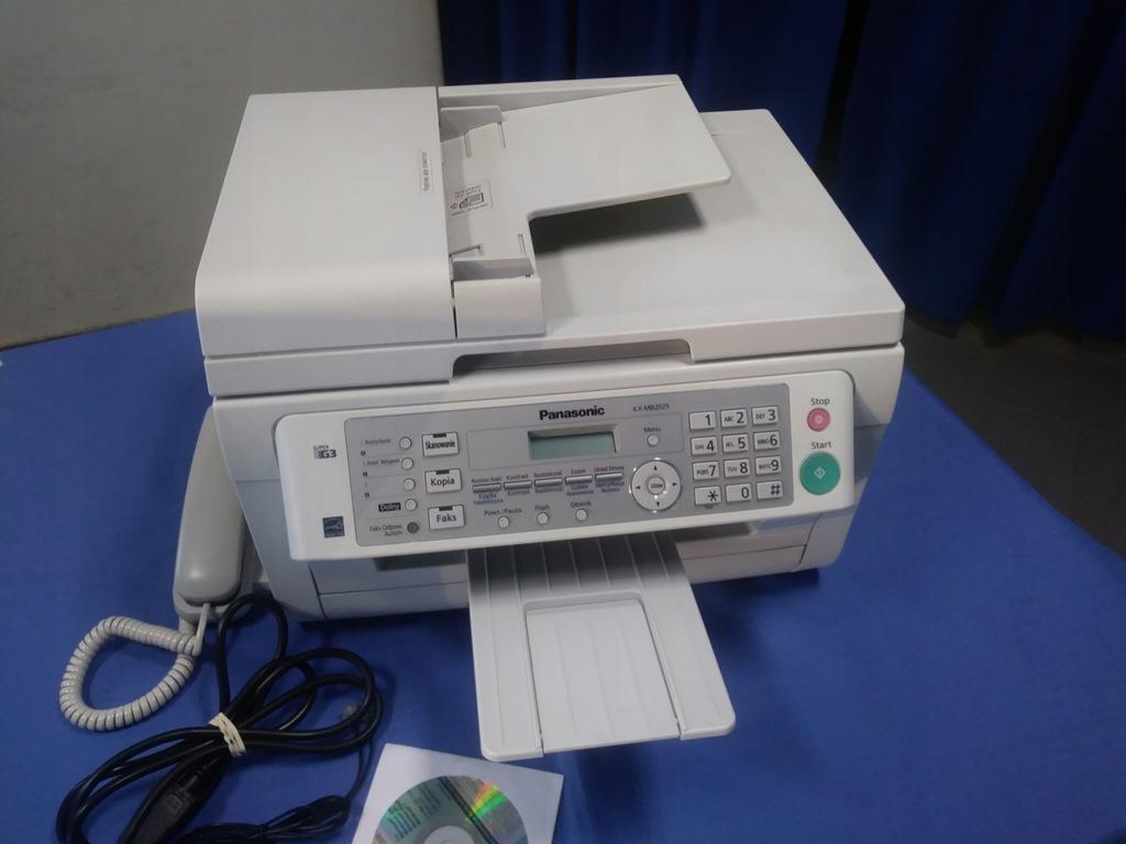 Urządzenie wielofunkcyjne Panasonic KX-MB2025