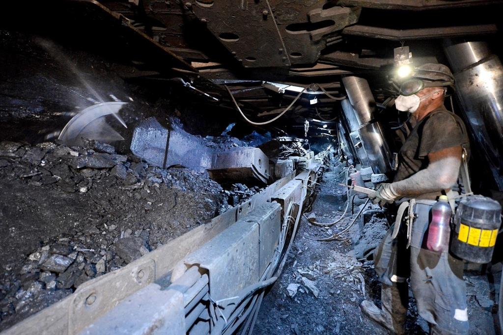 Wizyta w kopalni PG SILESIA – zjazd do ściany