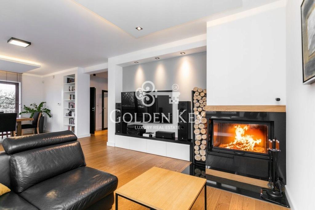 Dom, Warszawa, Włochy, 208 m²