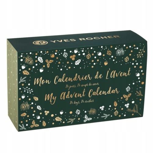 Kalendarz Adwentowy 2019 Yves Rocher 8672166272 Oficjalne Archiwum Allegro