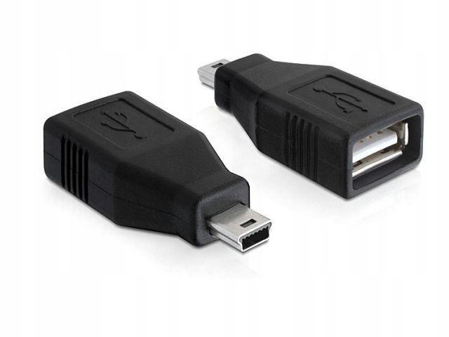 ADAPTER USB AF-USB MINI(M) DELOCK