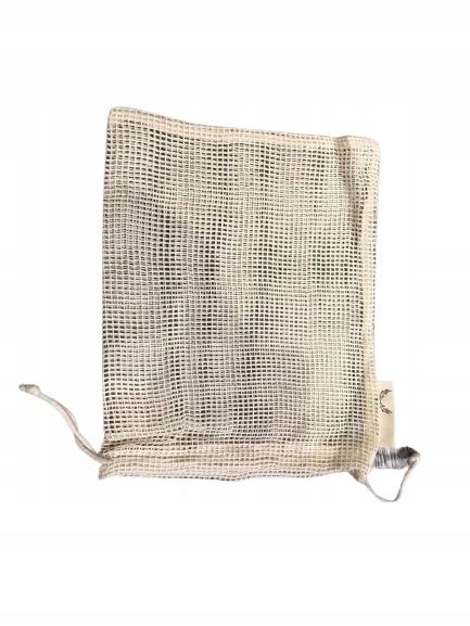Woreczki wielorazowe do prania 50 SZT 16cm x 19cm