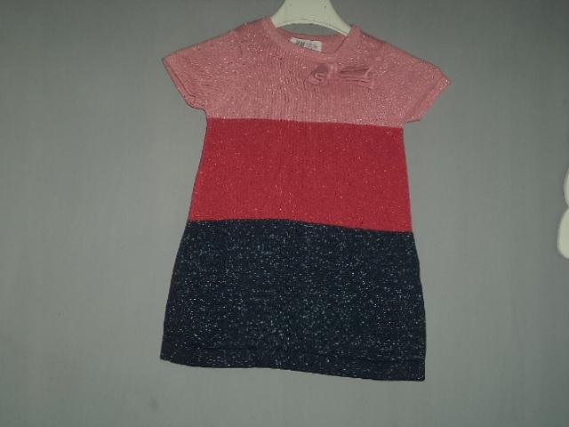 sukienka sweterek H&M 92