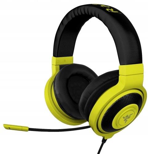 Słuchawki dla graczy Razer Kraken Pro Neon