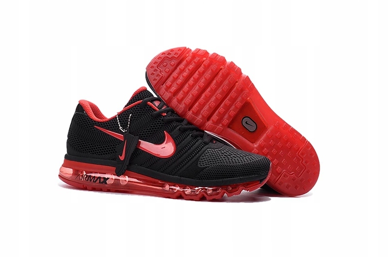 Buty Nike Air Max KPU black red 8248482912 oficjalne