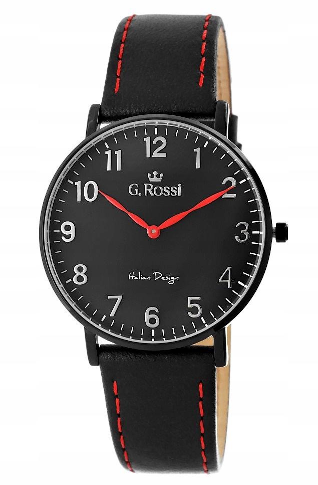 Zegarek Męski GINO ROSSI 11989A5-1A3 Gino Rossi