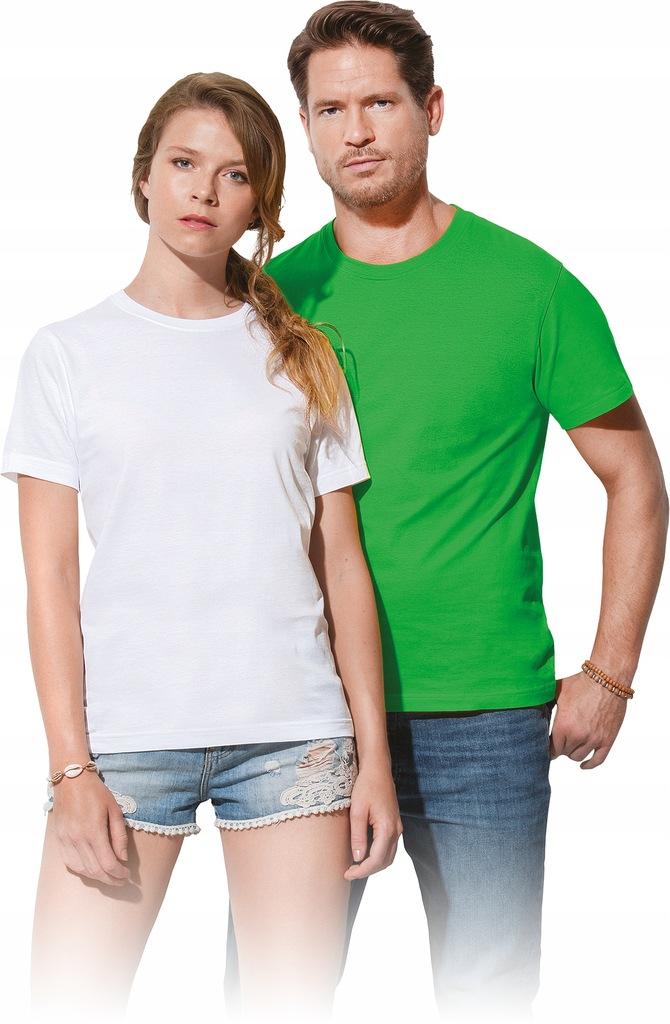 Koszulka T-SHIRT STEDMAN ST2000 zielony kell - XXL