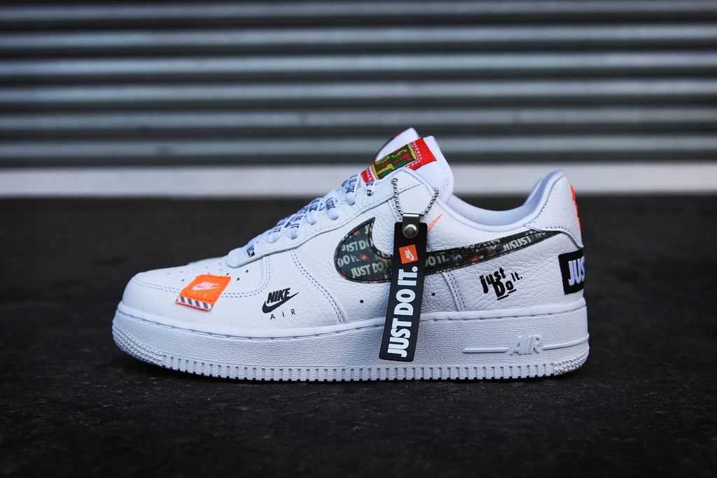 Nike Air Force 1 Low Just Do It 18SG | Nike air force, Nike