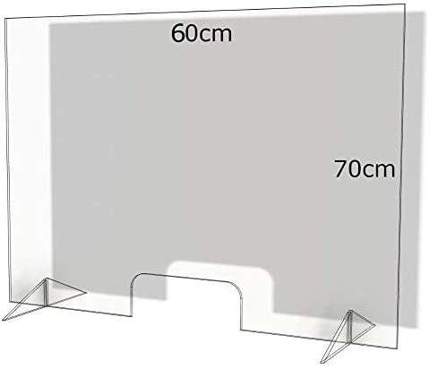 Szyba ochronna FLEXISTYLE Szyb1 60x70cm