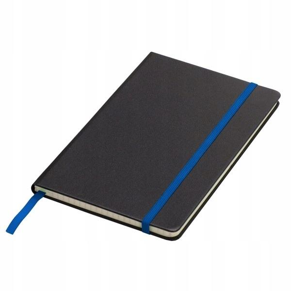 Notatnik 130x210/80k kratka Sevilla, niebieski/cza