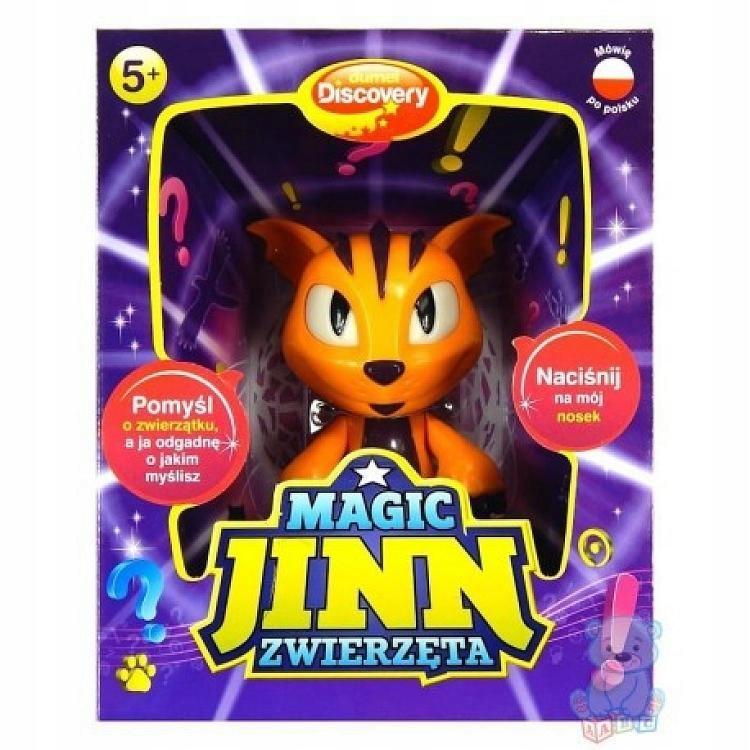 Magic Jinn Zwierzeta 8545096308 Oficjalne Archiwum Allegro