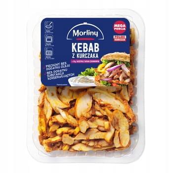 Kebab z kurczaka gyros 400 g Morliny