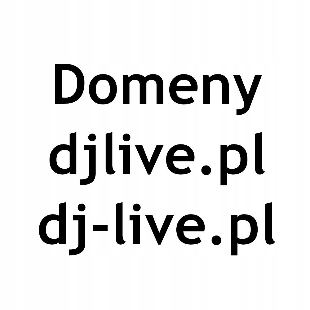 Domena djlive.pl i dj-live.pl