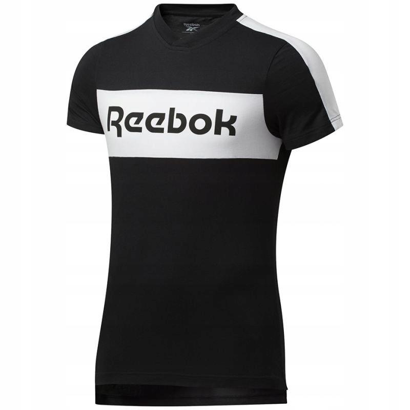 Koszulka Reebok TE Linear Logo SS Graphic Tee M FU