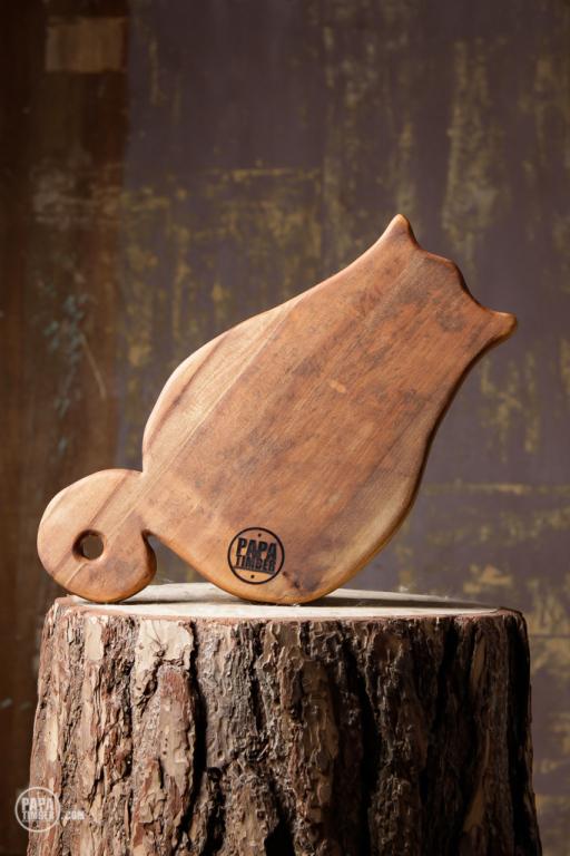 Ręcznie wykonana deska do krojenia od PAPA Timber