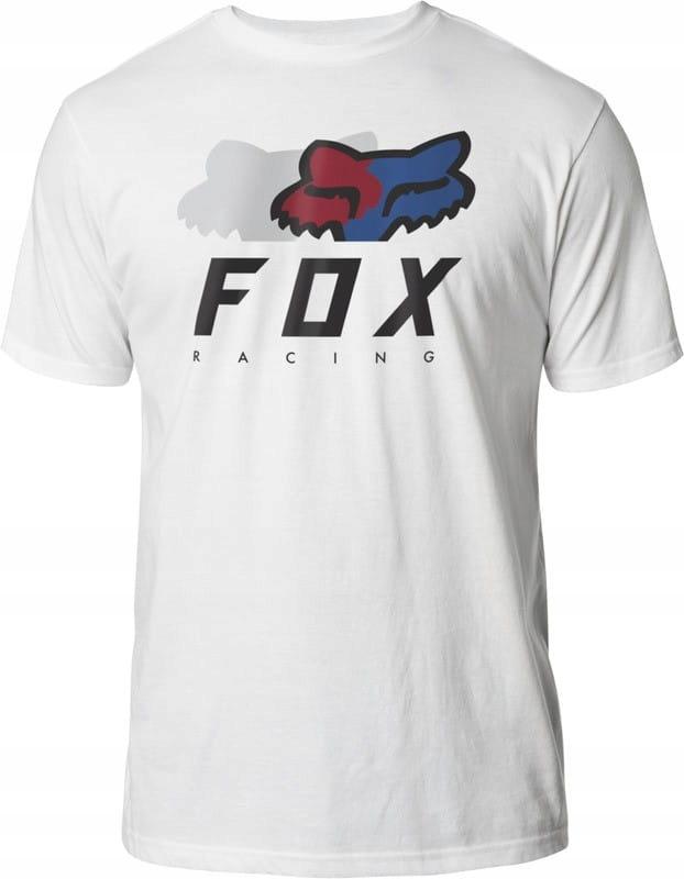 T-SHIRT FOX CHROMATIC PREMIUM OPTICAL WHITE L