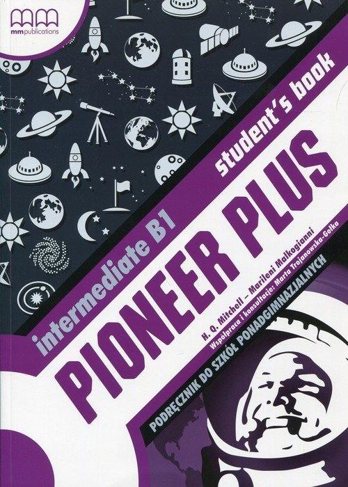 Pioneer Plus Intermediate B1 Podręcznik