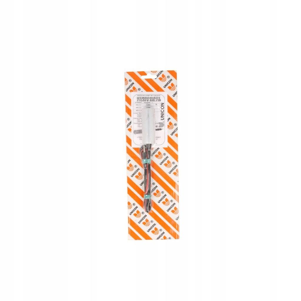 Wzmacniacz antenowy przewód 300 mm Unicon 650-503-