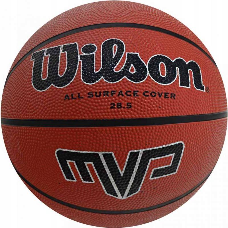 Piłka do koszykówki Wilson MVP 6 WBT1418XB06 6