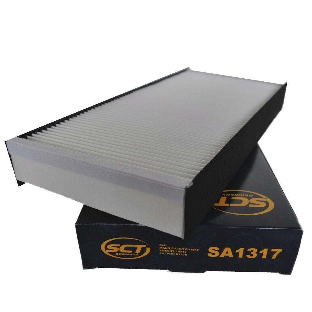 Filtr kabinowy K1238 SA1317