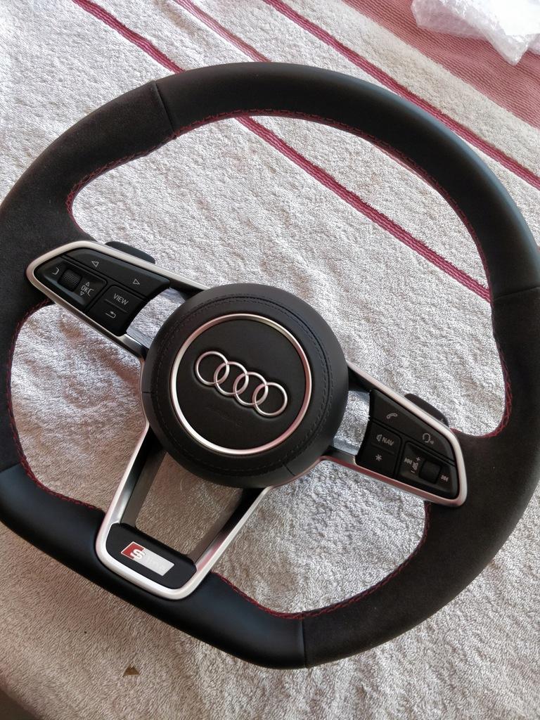 Kierownica Audi Tt A4 B8 A1 Do A7 Nowa 7979954205 Oficjalne Archiwum Allegro