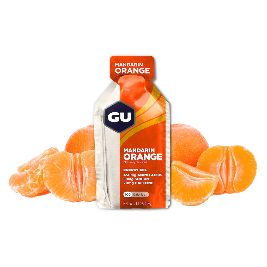 Żel energetyczny GU GEL - Mandarin Orange