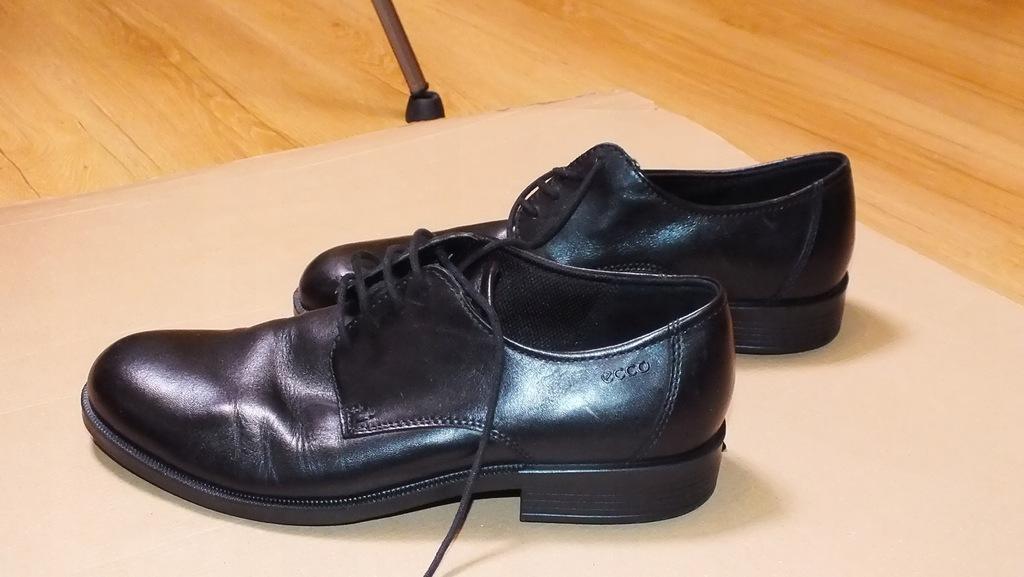 ECCO buty męskie skóra naturalna 42
