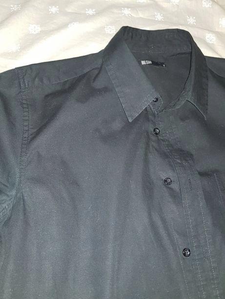 Czarna koszula BIG STAR r,M