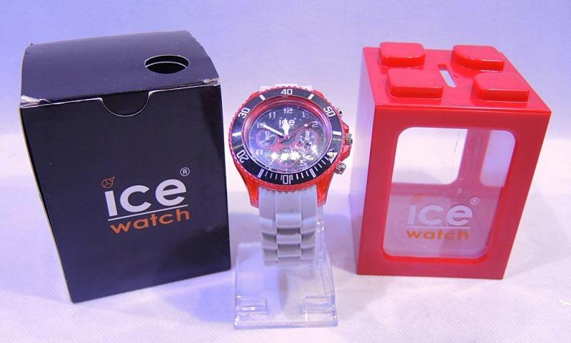 MEGA MODNY ICE WATCH CH.KTE.BB.S.12 PIĘKNY STAN