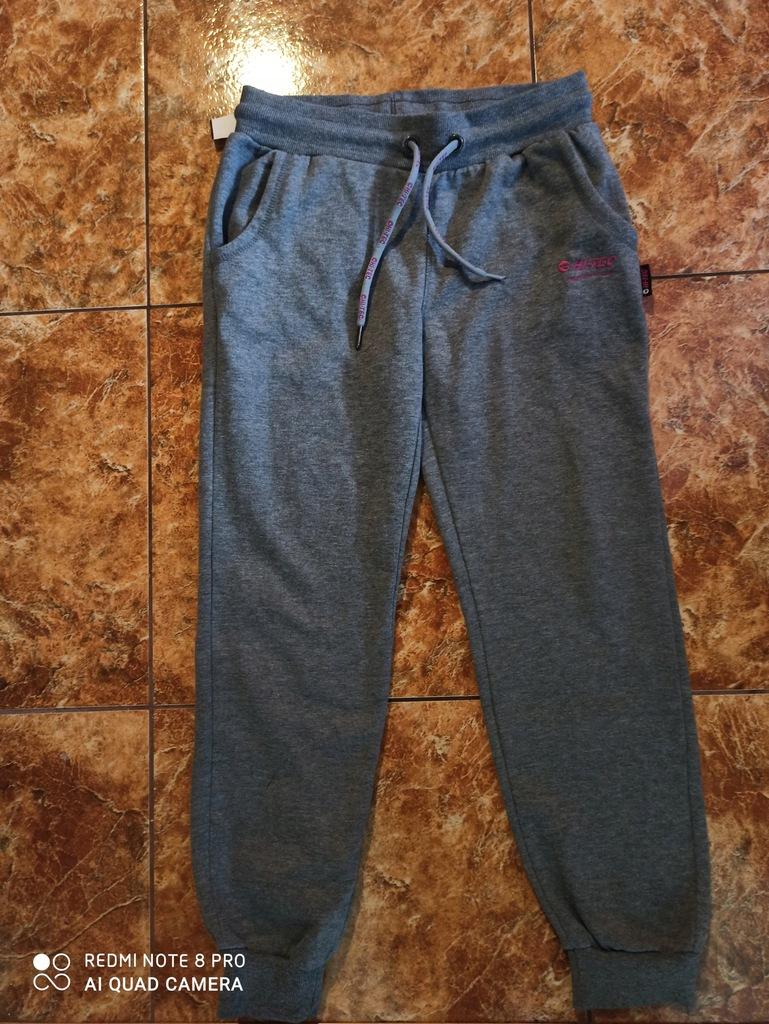 Hi-Tec!! Spodnie sportowe running r. S!!