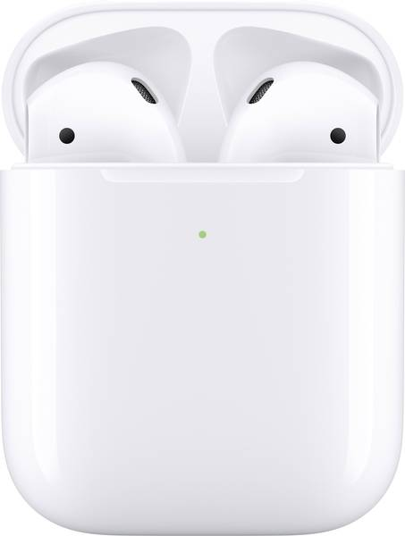 Słuchawki bezprzewodowe Apple AirPods 2 Białe