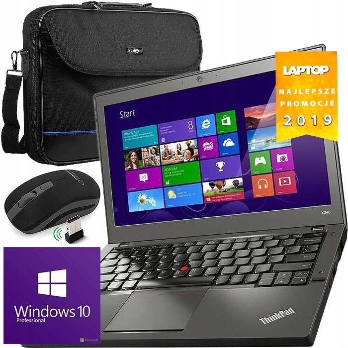 Lenovo ThinkPad 14 i5 4GB 120GB SSD Win10 +GRATISY