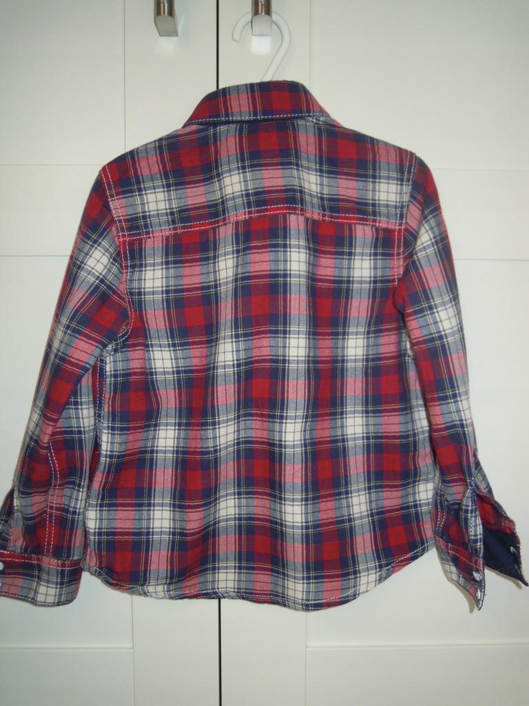 Koszula NEXT rozm. 104 8089400295 oficjalne archiwum Allegro  3nC6K
