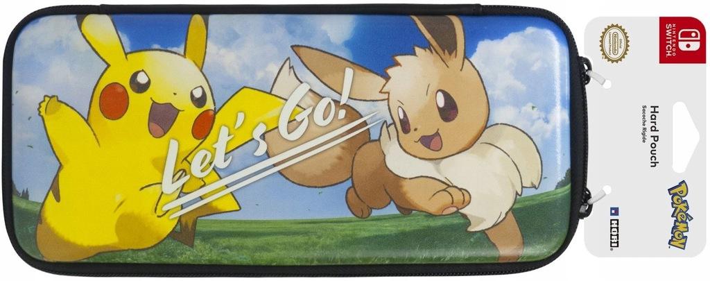 HORI Nintendo Switch Etui Lets Go Pikachu/Eevee
