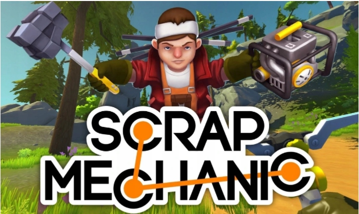 Scrap Mechanic STEAM