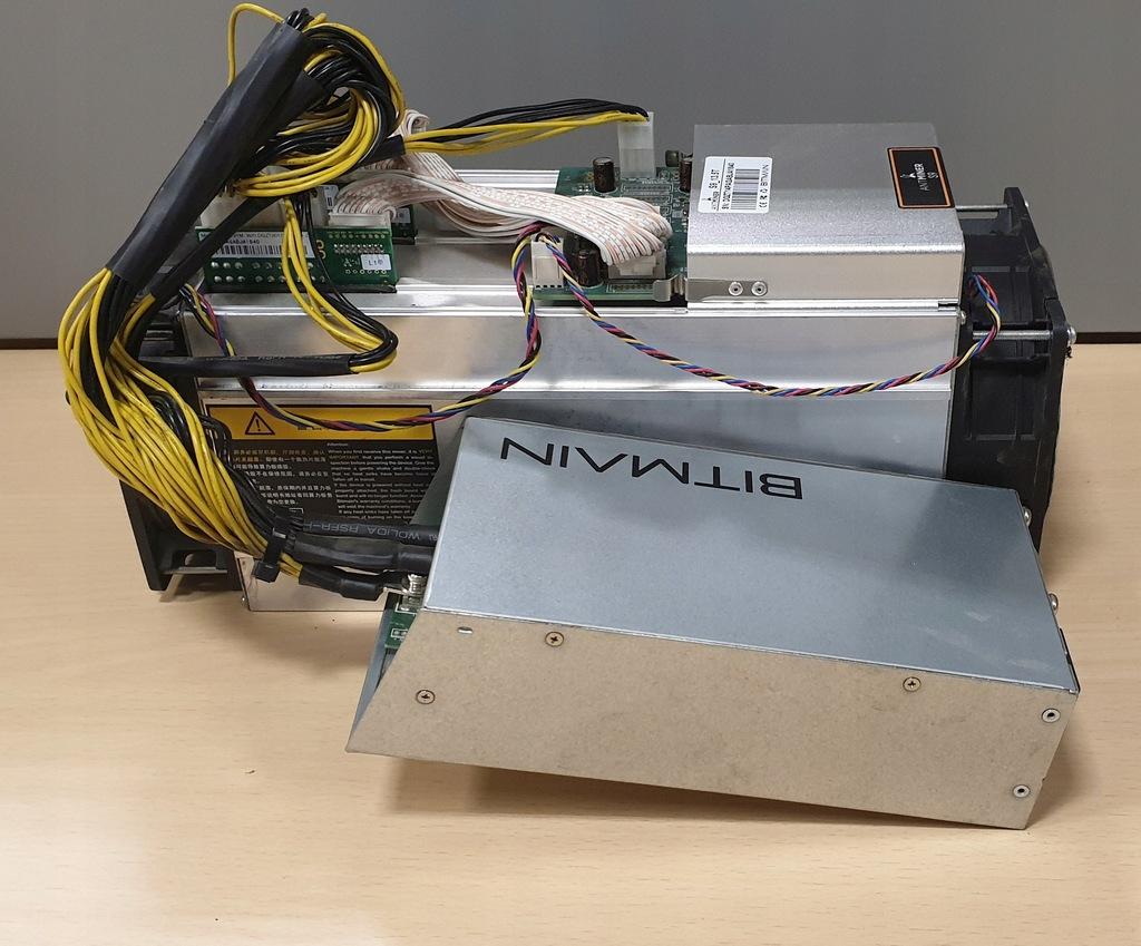 Antminer Bitmain S9 + PSU - idealne egz.