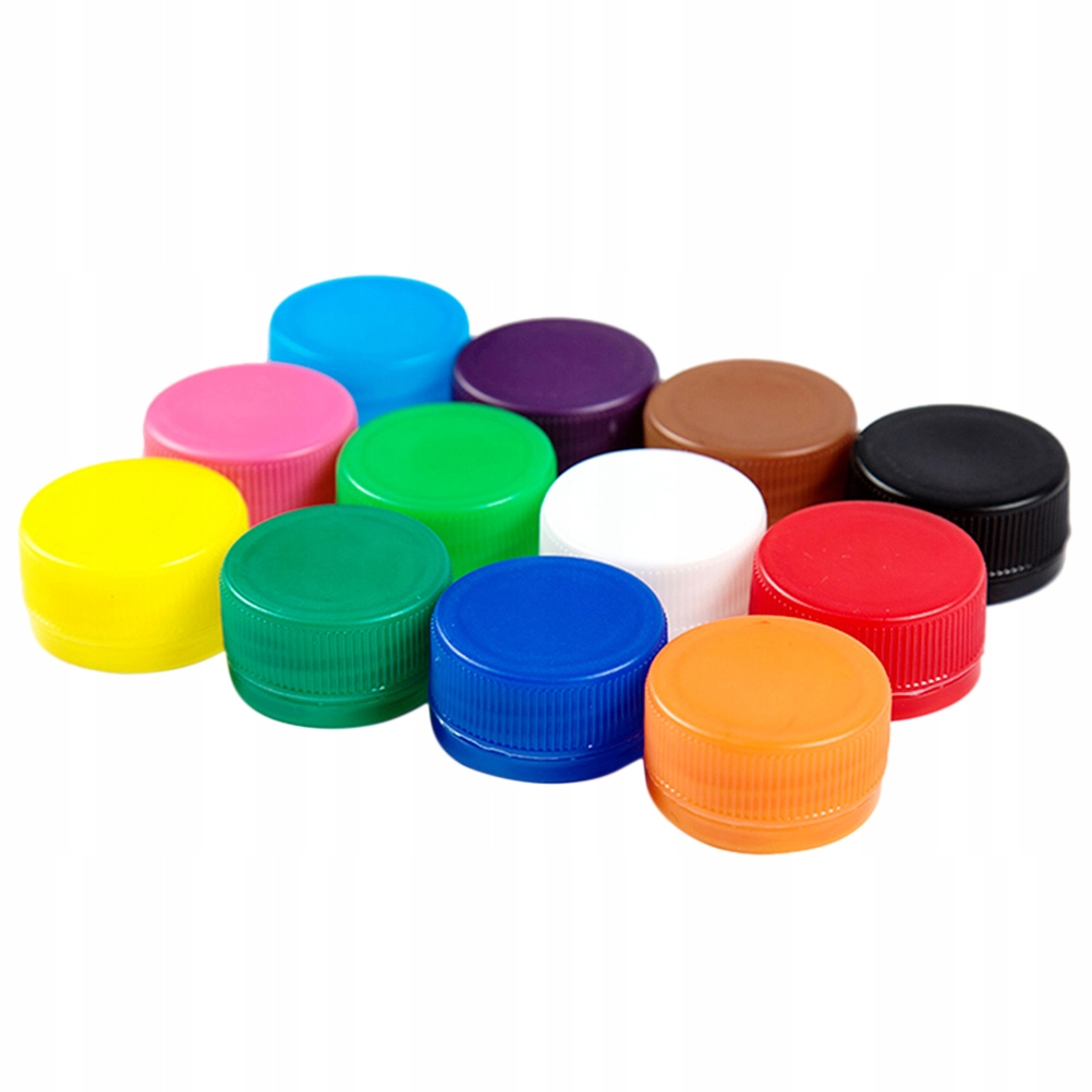 200 sztuk Kolorowe butelki Przedszkole Dla dzieci