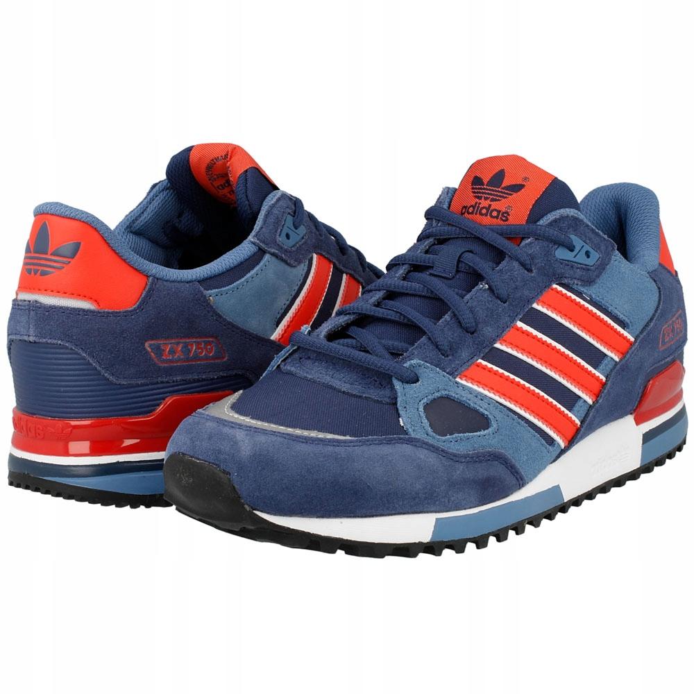 Buty męskie Adidas Zx750 M18260 r. 40 23