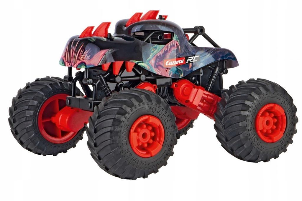 Pojazd 2,4GHz Dino Car