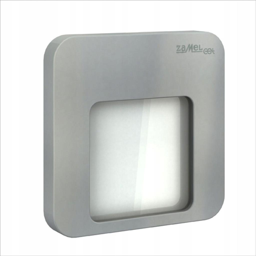 Lampa przypodłogowa LED MOZA IP20 Zamel aluminium