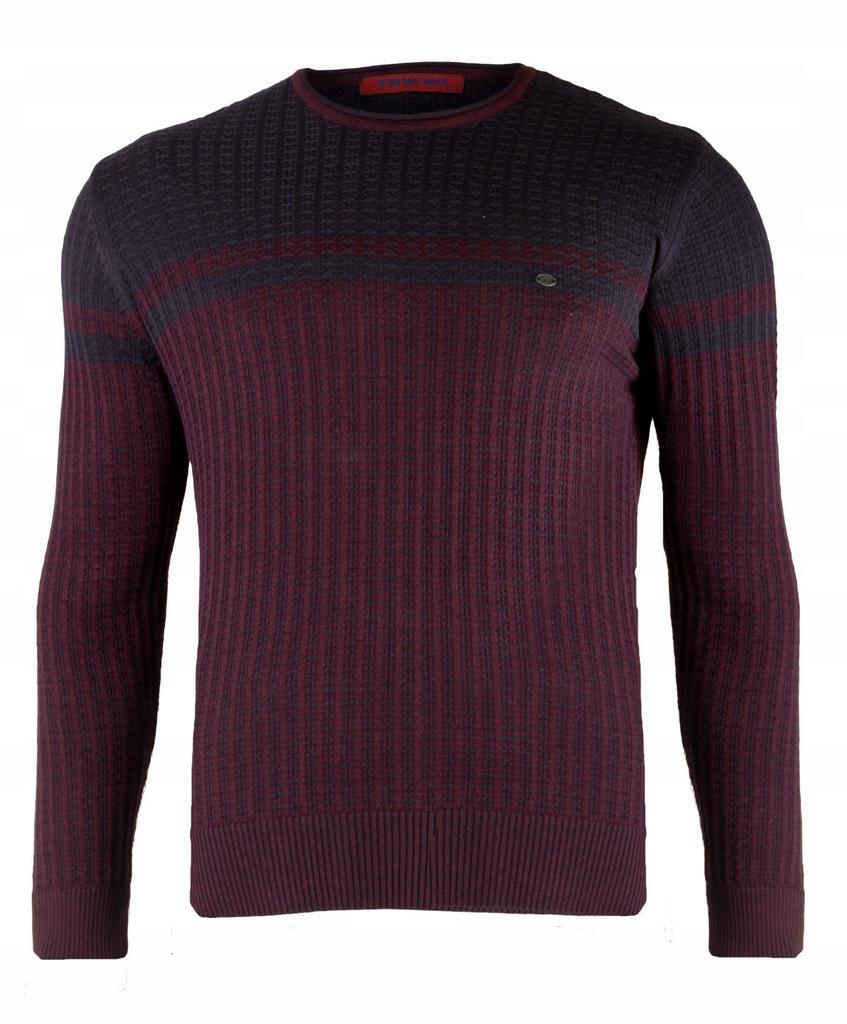 Męski Sweter 694 Trikko TURKISH SWEATER COTTON _L